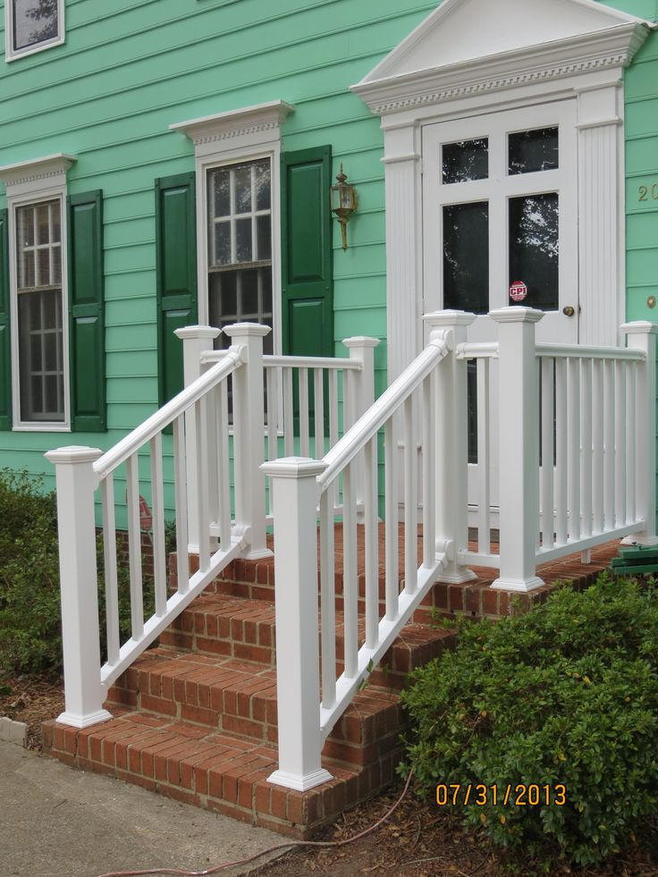 17 Best images about Vinyl Railing on Pinterest