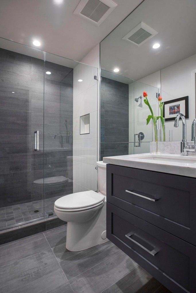 Best 25 Small grey bathrooms ideas on Pinterest  Grey