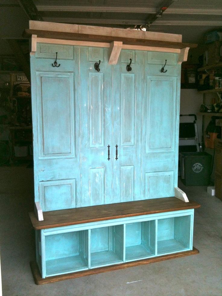 25 best ideas about Old Closet Doors on Pinterest