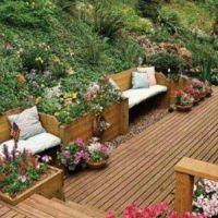 25+ best ideas about Sloped backyard on Pinterest | Sloped ...
