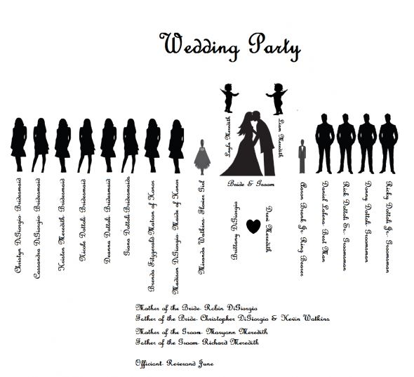 35 best images about printable wedding programs on Pinterest