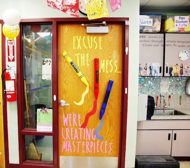 13 best images about Classroom Doors on Pinterest