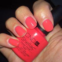 Best 25+ Cnd shellac colors ideas on Pinterest | Shellac ...