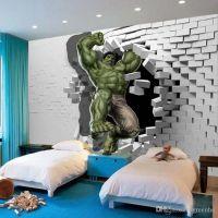 3d Avengers Photo Wallpaper Custom Hulk Wallpaper Unique ...