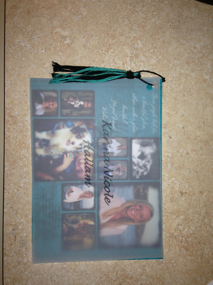 Graduation Announcement  Homemade  My WOW page  Pinterest  Homemade Graduation and