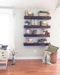 25+ best ideas about Floating shelves on Pinterest