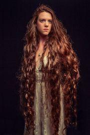 long hair. love hair