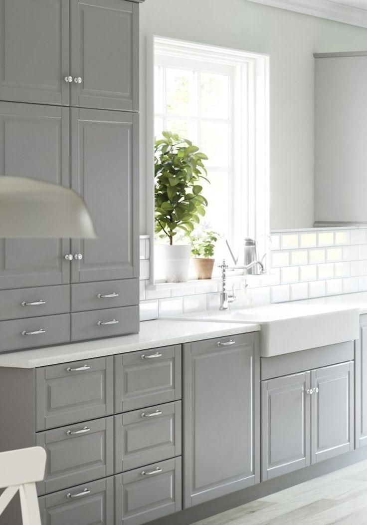 17 Best ideas about Ikea Kitchen Cabinets on Pinterest  Ikea kitchen Ikea kitchen interior and