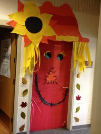 1000+ ideas about Thanksgiving Door Decorations on ...
