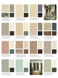25+ Best Ideas about Behr Exterior Paint Colors on ...