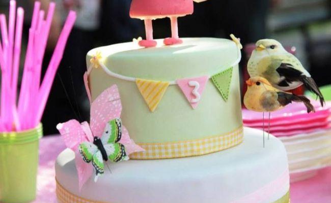 Peppa Pig Birthday Cake For Twin Girls Turning Three Years