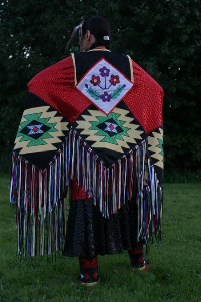 25+ best ideas about Fancy shawl regalia on Pinterest