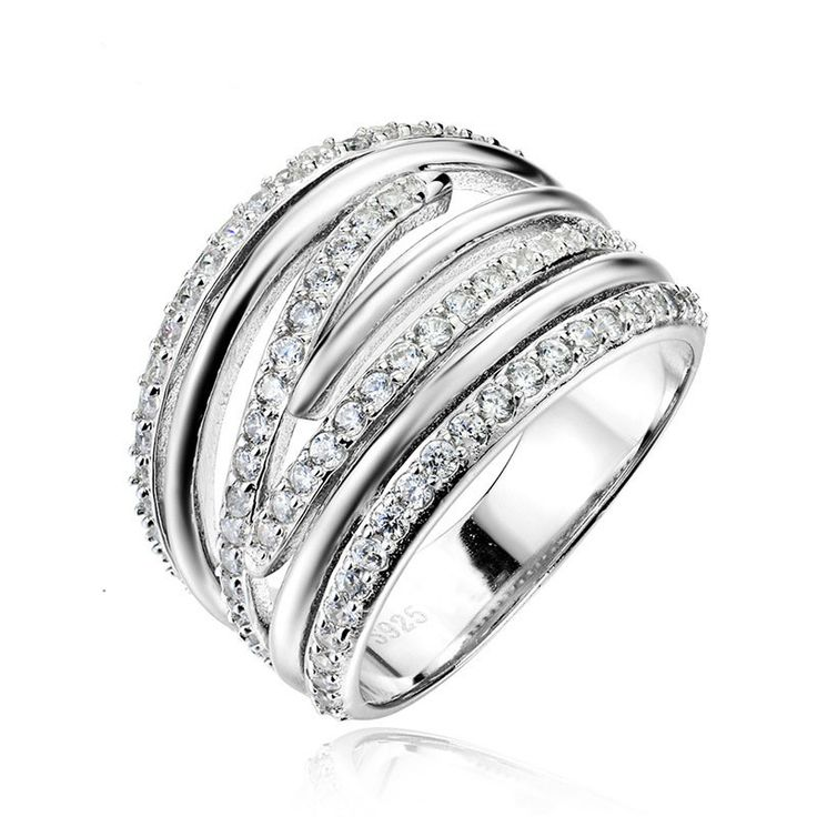25 best ideas about Circle wedding rings on Pinterest