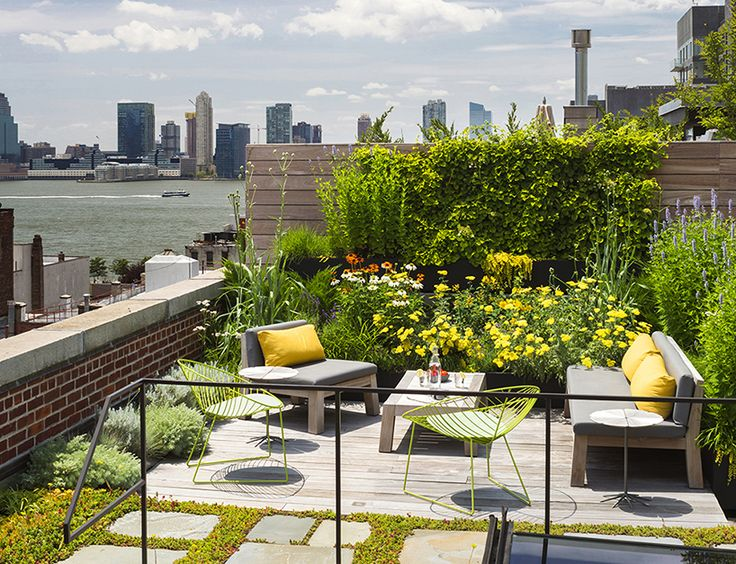 25 Best Ideas About Rooftop Garden On Pinterest Rooftop In