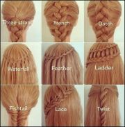 hairstyles long medium short