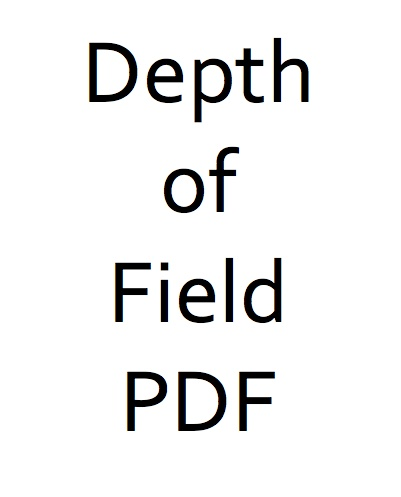 Click to download the Depth of Field PDF: www