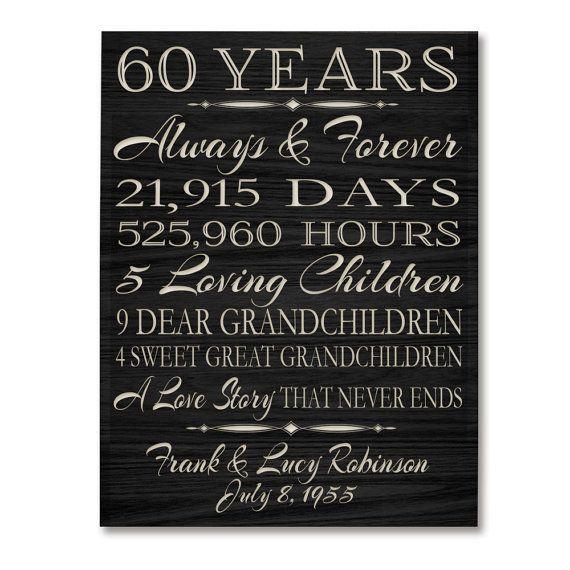 Best 25 60th anniversary ideas on Pinterest  25 wedding