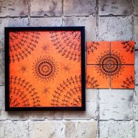 218 best Warli Art images on Pinterest