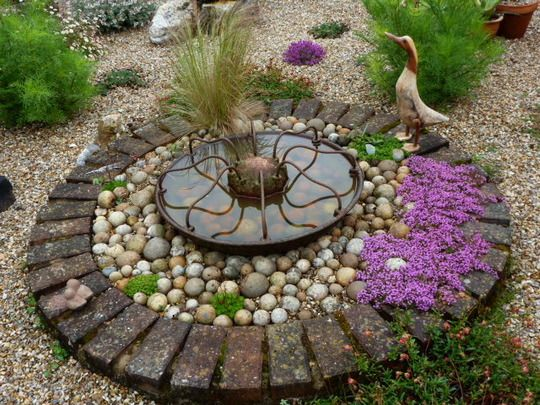 The 53 Best Images About Gravel Gardens On Pinterest Gardens