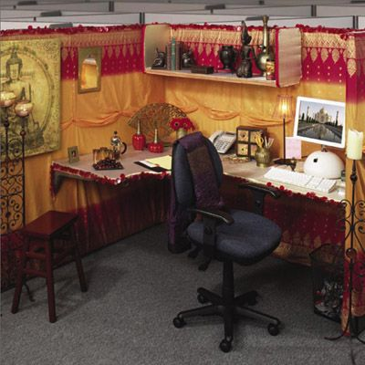 Feng Shui Office Desk