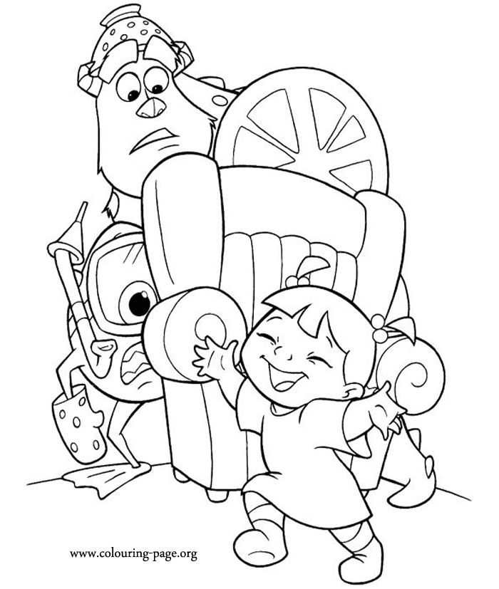 46 best images about Disney Coloring Pages on Pinterest