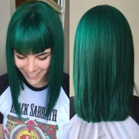 25+ best ideas about Emerald hair on Pinterest | Emerald ...