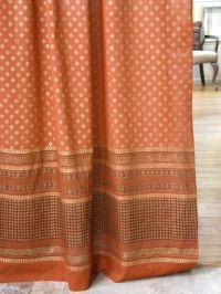 25+ best ideas about Burnt Orange Curtains on Pinterest ...