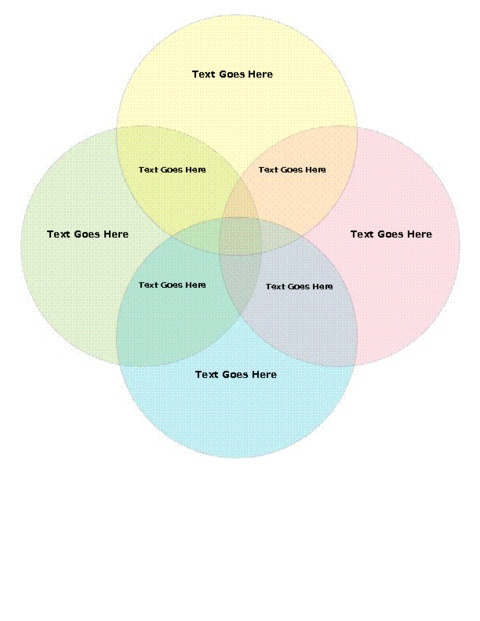 free venn diagram template 2 circles hot water cylinder thermostat wiring education world: four-circle | graphic organizers pinterest discover ...
