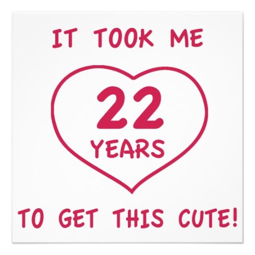 1000 Images About 22nd Birthday Party Invitations On