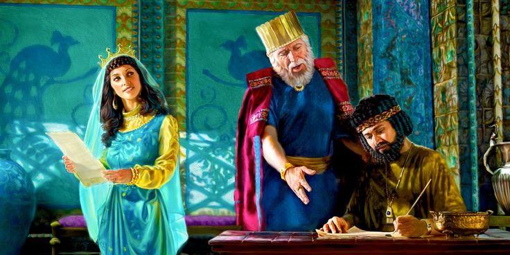 De Pelicula Biblia Ester La De