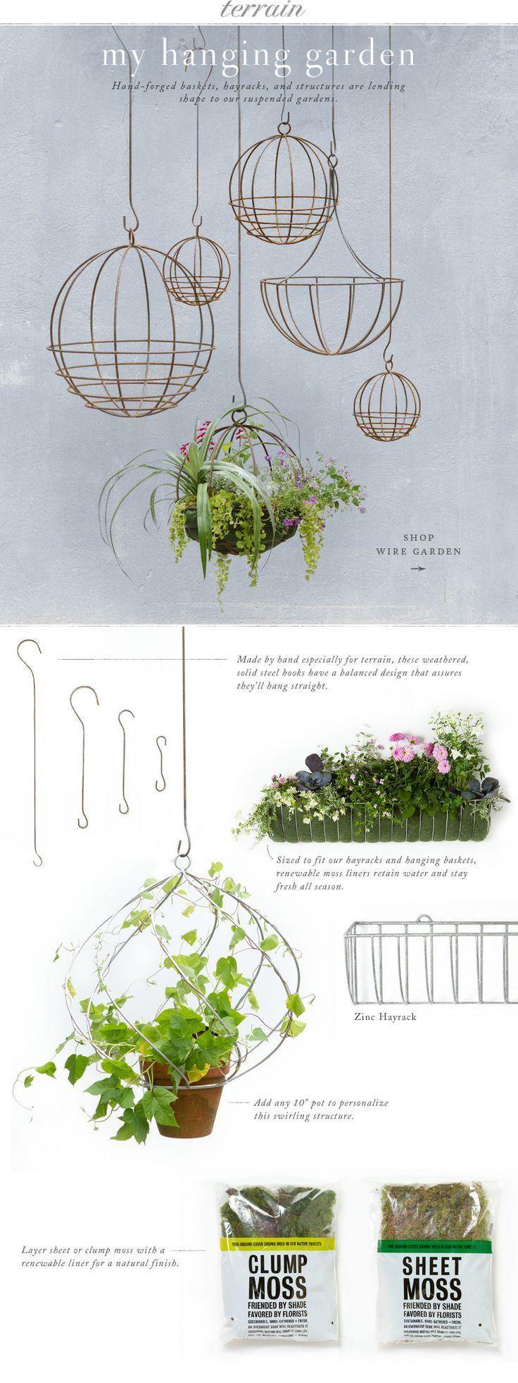 Flower Baskets Indoor Hanging