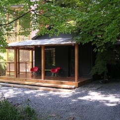Midcentury Rocking Chair Nichols And Stone Value Porch With Metal Roof | Farm Pinterest Roof, Porches Metals