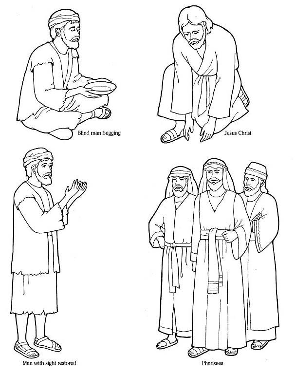 104 Best Bible Coloring Pages Images On Pinterest