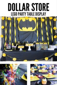 Best 20+ Lego batman birthday ideas on Pinterest | Lego ...