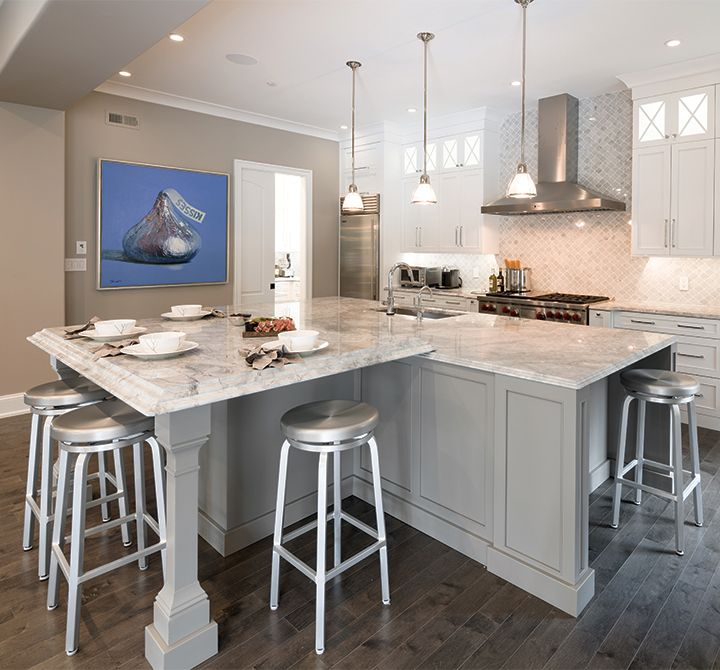 large kitchen islands with seating microwave cabinet 17 best images about traditional kitchens on pinterest ...