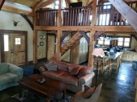 Cabin in the woods. 3264x2484. One room loft over kitchen ...