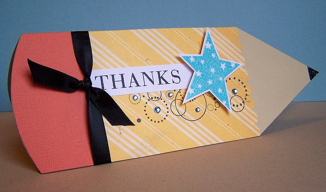 17 Best Images About Handmade Cards Thank You On Pinterest