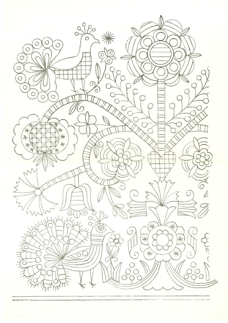196 best images about Patterns to draw, trace and sew on