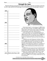 25+ best ideas about Martin luther king timeline on ...