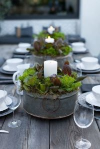 1000+ ideas about Farmhouse Table Centerpieces on ...