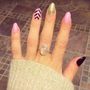 7 alternative 40 acrylic nails