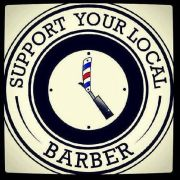 barbershop open closed sign shave