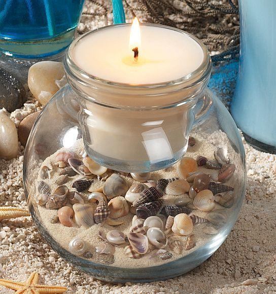 25 Best Ideas About Seashell Decorations On Pinterest Seashell