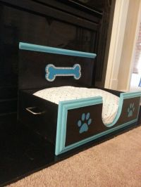 105 best images about Beds For The Pups on Pinterest | Diy ...