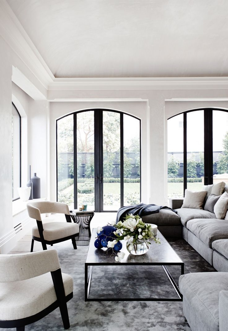 25 best ideas about Sophisticated living rooms on