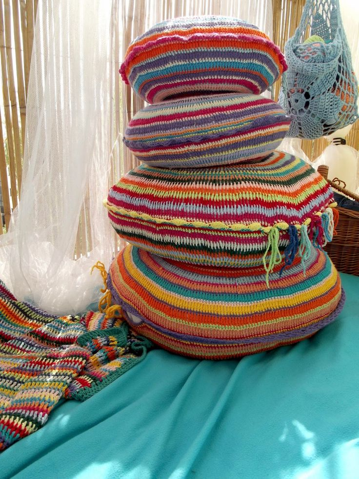 big round chairs elegant folding crochet boho pillows | my projects pinterest happy, meditation chair and