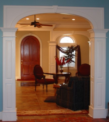 41 Best Arched Opening Images On Pinterest