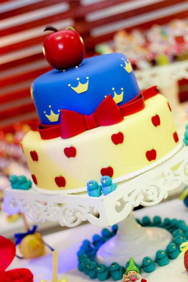 Form Full Cakes Snow White