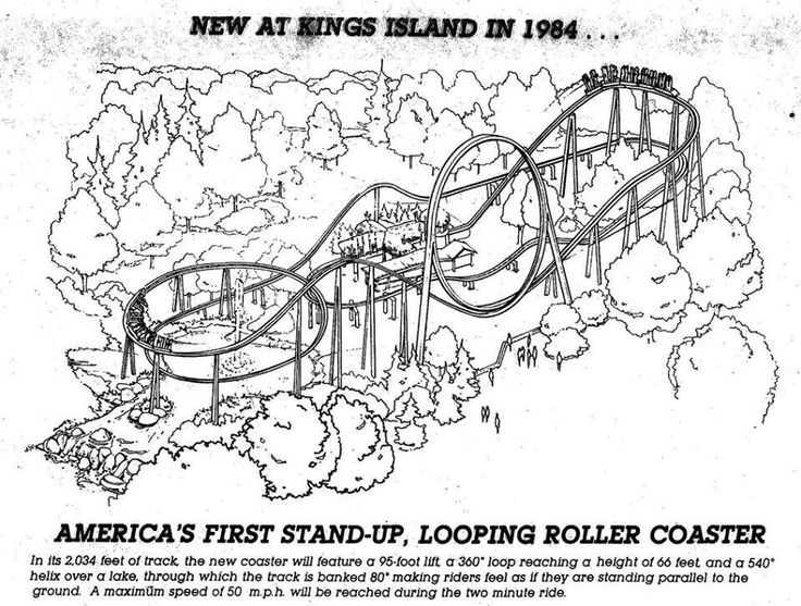 22 best images about The World's Biggest Roller Coasters