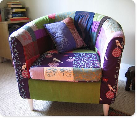 slipcovers for club chairs revolving chair fitting ikea tullsta slipcover pattern | sewing up a storm pinterest patterns, barrel and house